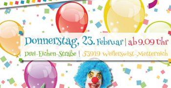 Plakat-Karneval-Metternich