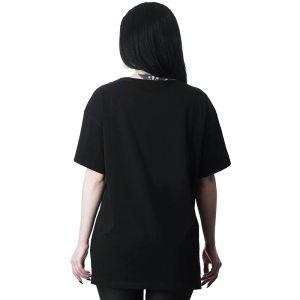 T-shirt grunge - Asian girl