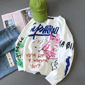 Pull streetwear - Graffiti