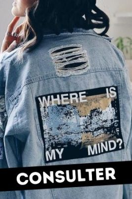 Notre veste where is my mind