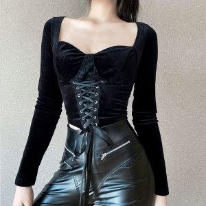 Chemise gothique - Ruban