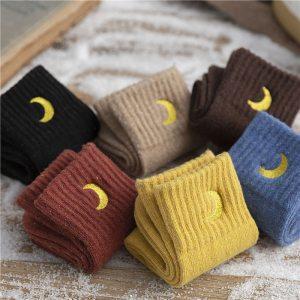 Chaussettes en coton - Luna