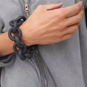 Bracelet grunge - Chaine
