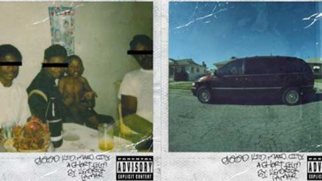 good kid, M.A.A.D City album cover