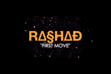 "Rashad's ""First Move"" cover art"
