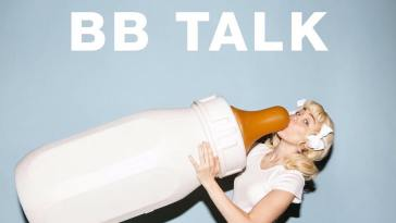 "Miley Cyrus' ""BB Talk"" cover art"