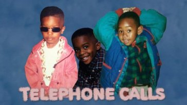 "A$AP Mob's ""Telephone Calls"" cover art"