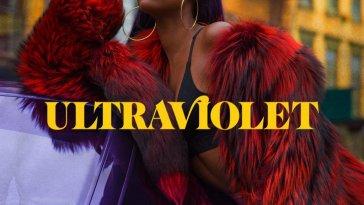 Justine Skye's ULTRAVIOLET album cover