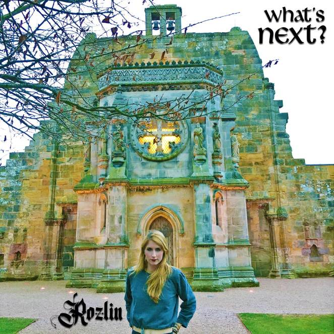 """Rozlin's cover art for """"What's Next?"""""""