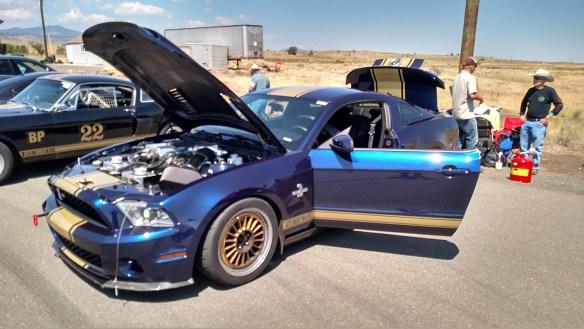 Mustang GT 500 Super Snake