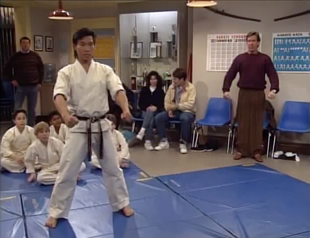 Karate or Not, Here I Come (1993) | Home Improvement