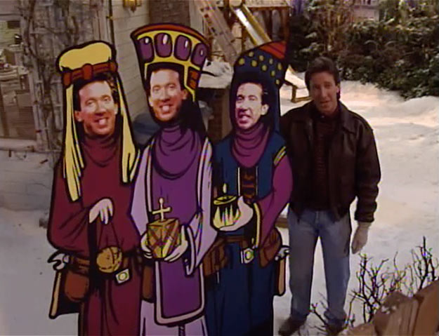 Twas the Blight Before Christmas (1993) | Home Improvement