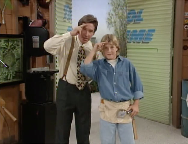 Quibbling Siblings (1994) | Home Improvement