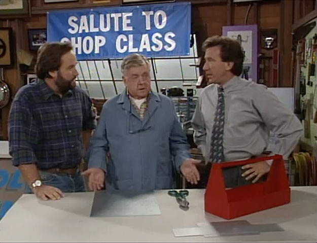 Ye Olde Shoppe Teacher (1994) | Home Improvement