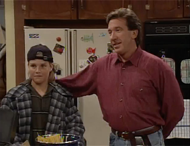 The Route of All Evil (1995) | Home Improvement