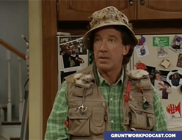 A Taylor Runs Through It (1995) | Home Improvement