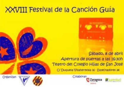 Ensayo del Festival de la Canción Guía