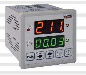termostato e temporizador digital INV-19101
