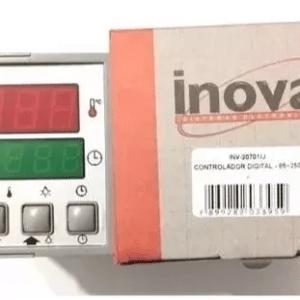 Controlador Temperatura Inova INV-20701