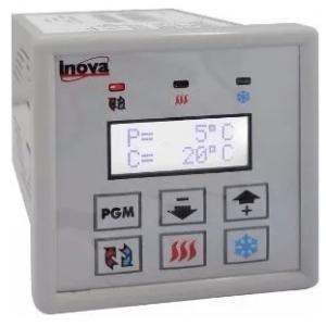 Controlador Temperatura Inova INV-54101