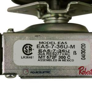 Termostato Robertshaw EA5-7-36U