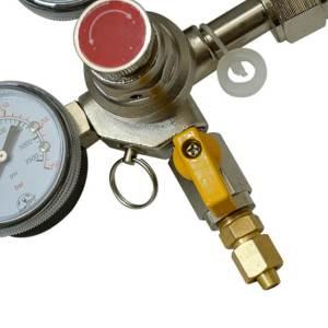 Regulador de Pressão cO² Chopp 1 saída – Novidade GoldBeer!