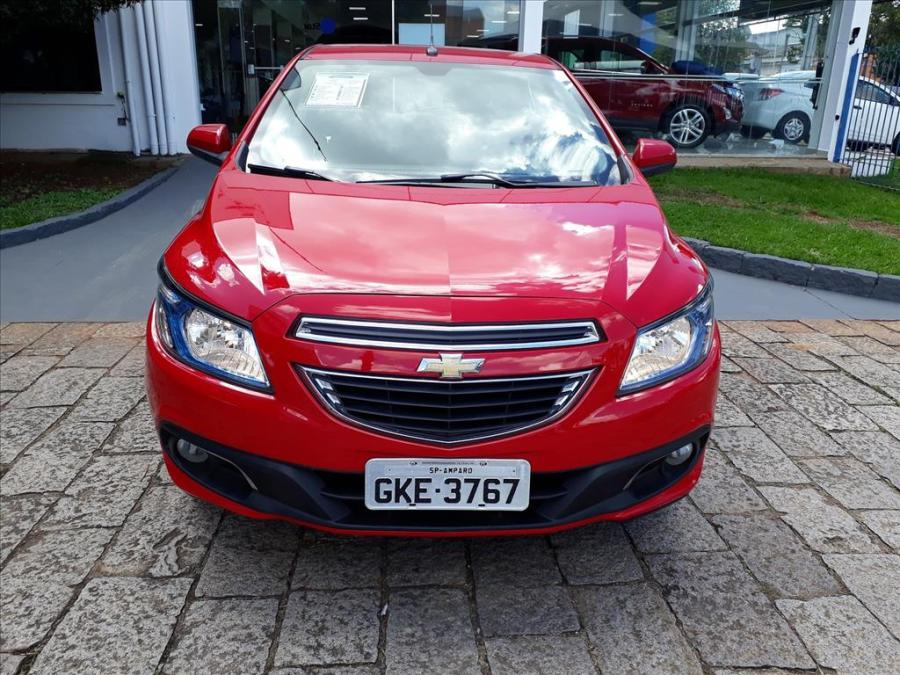 CHEVROLET ONIX 1.4 MPFI LTZ 8V FLEX 4P MANUAL full