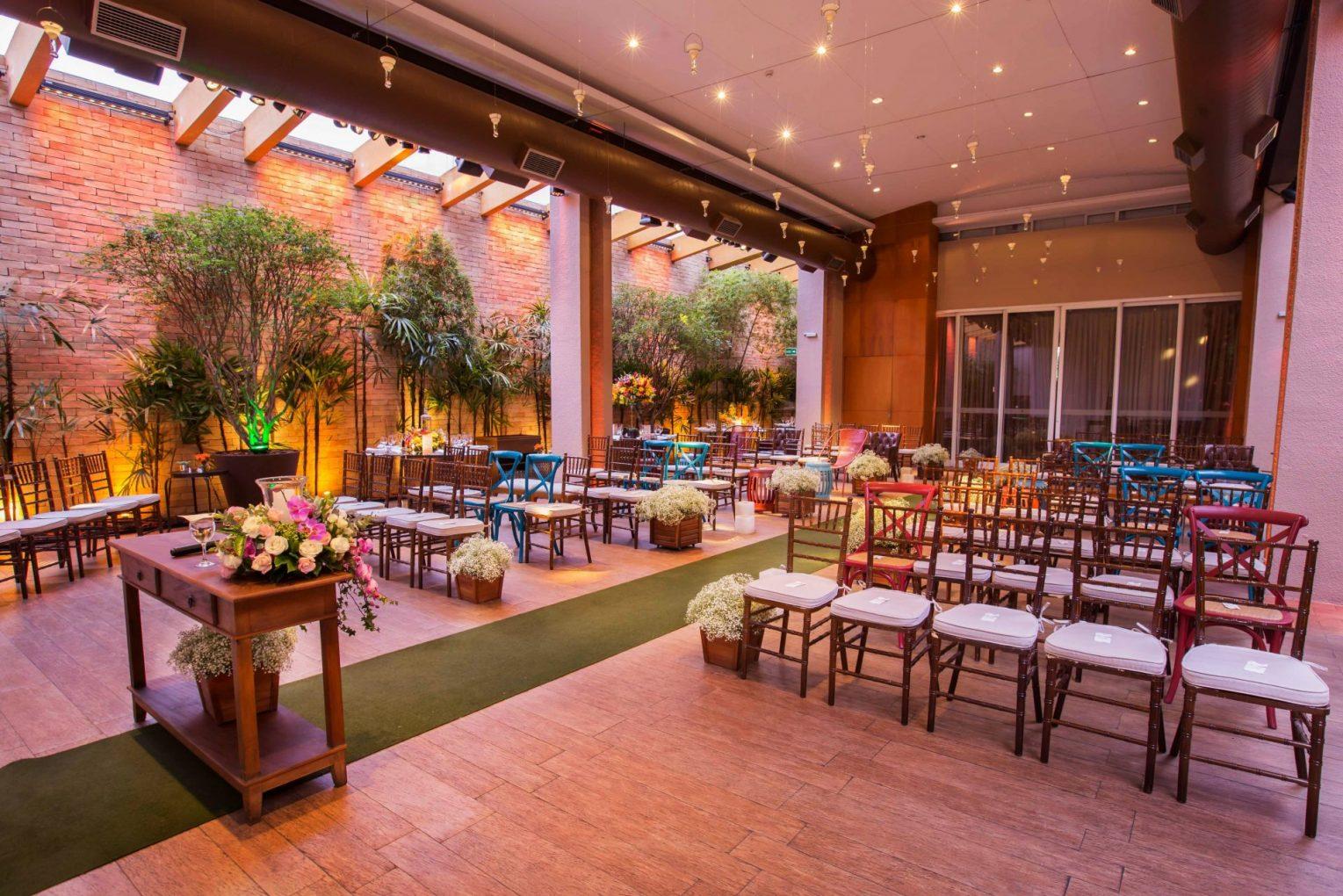 Espaço para Cerimônias + Festa de Casamento: 4 vantagens dessa união!