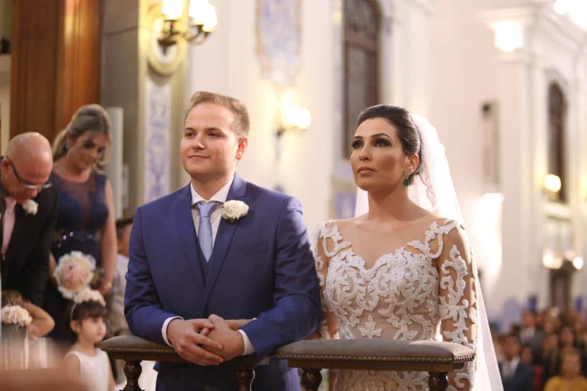 Casamento Real: Veronica e Renan