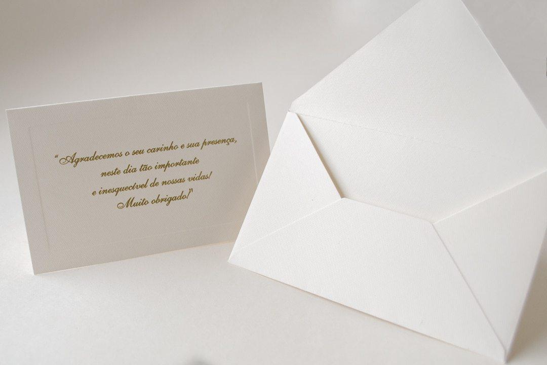 Cartão de Agradecimento: Uma tradição que não sai de moda!
