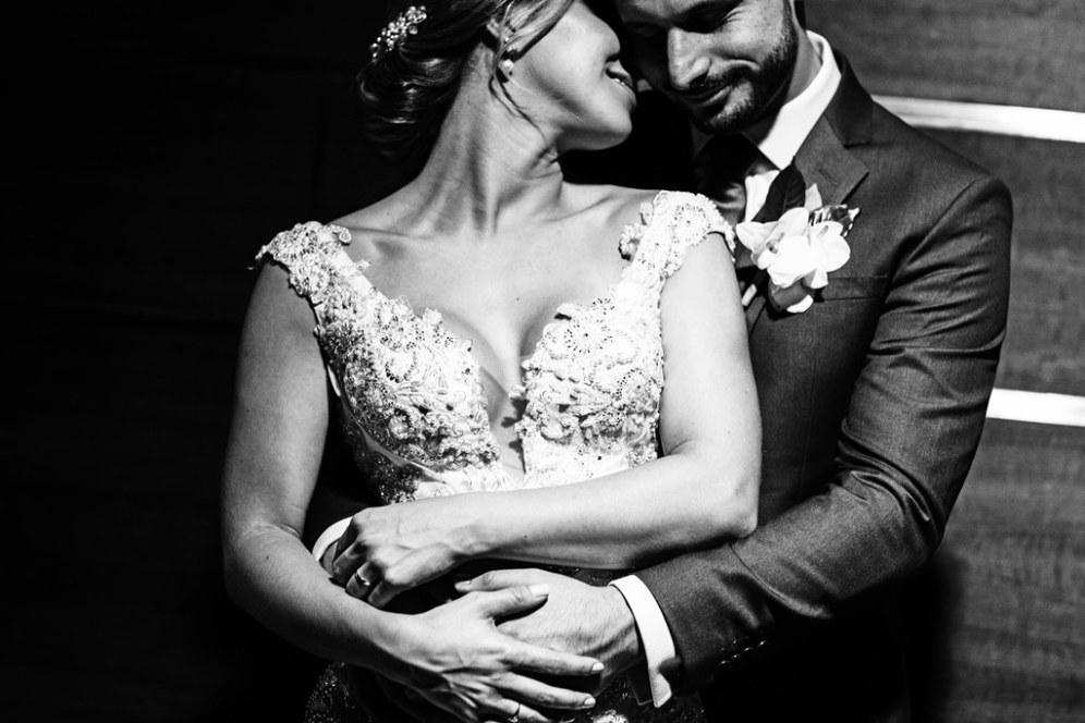 casamento real foto em preto e branco dos noivos