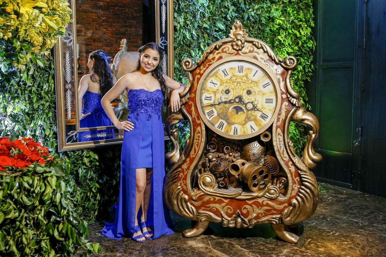 Sweet 16 da Beatriz – A Bela e a Fera