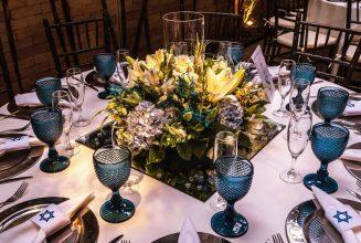 mesa festa judaica