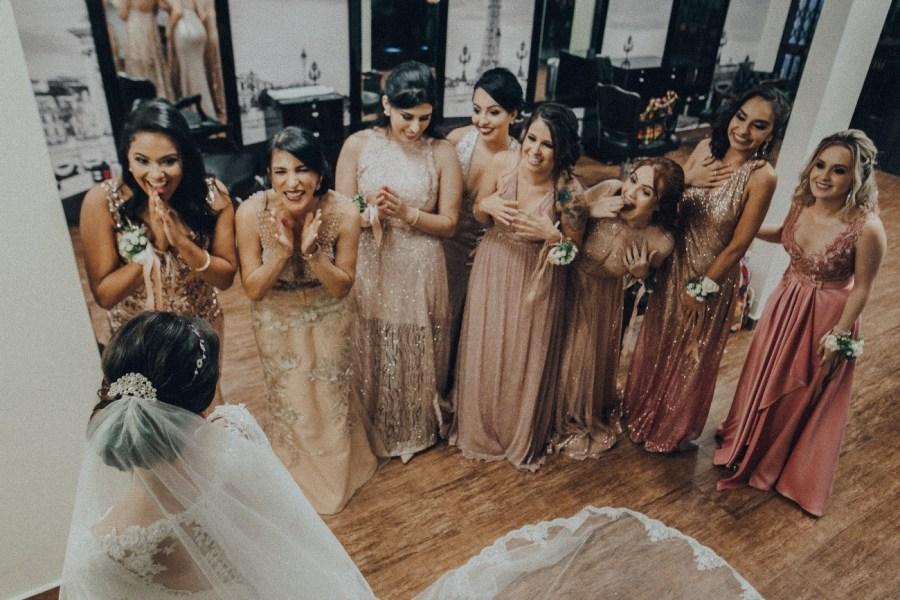 madrinhas de casamento