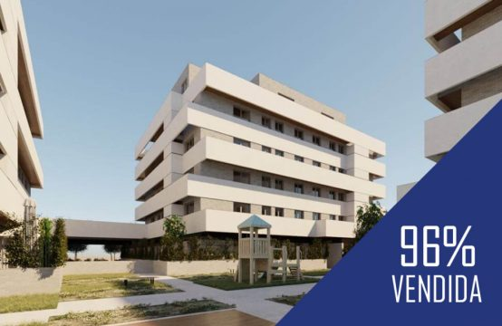 Promoción Residencial Molinos IV (Getafe)