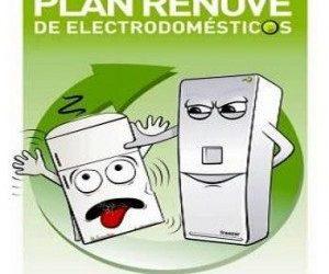 Plan renove de electrodomésticos 2016