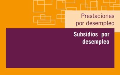 Subsidio por desempleo y el salario mínimo