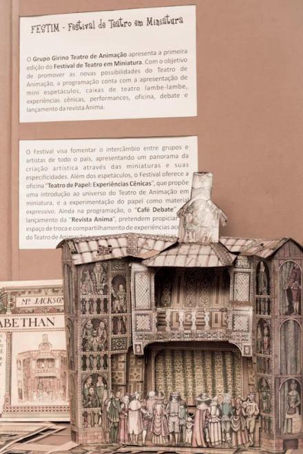 FESTIM _ Festival de Teatro em Miniatura _ Coleção de Conceição Rosière _ Foto Fabiana Leite