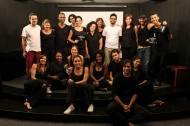 Oficina Teatro de Animação e as Possibilidades do Ator _ Foto Hugo Honorato
