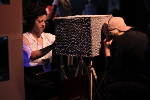 Mini Teatro de Sombras _ Foto Hugo Honorato