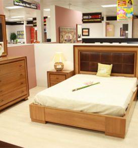 Dormitorio Matrimonio Tapizado Cerezo