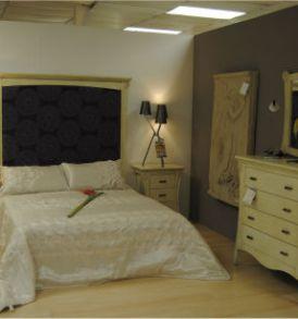 Dormitorio Matrimonio Blanco Fantasía