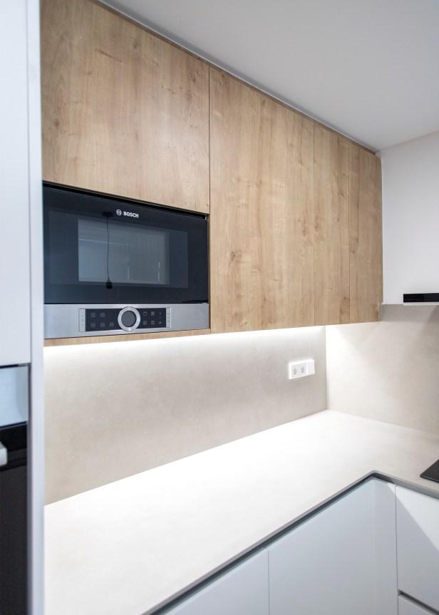armarios madera cocina