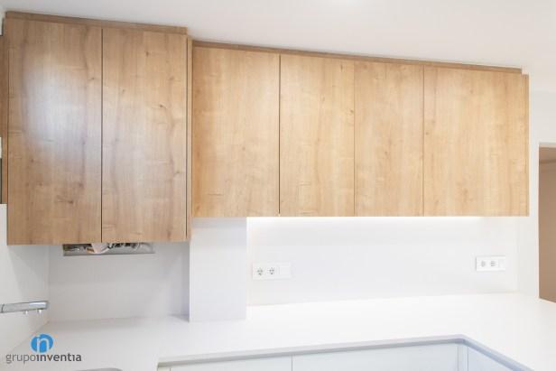 mueble madera cocina