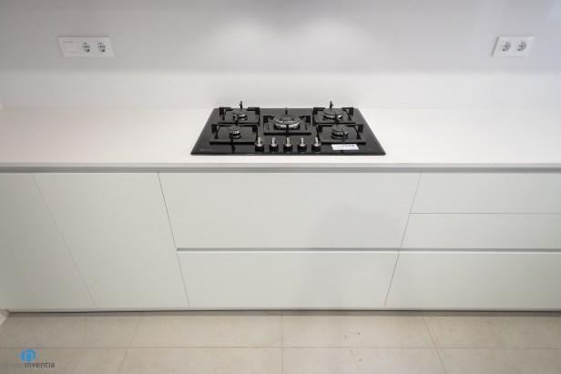 armario blanco de cocina