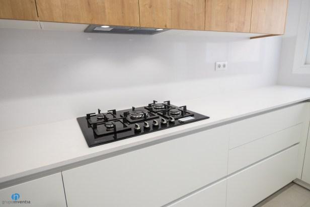 placa coccion cocina