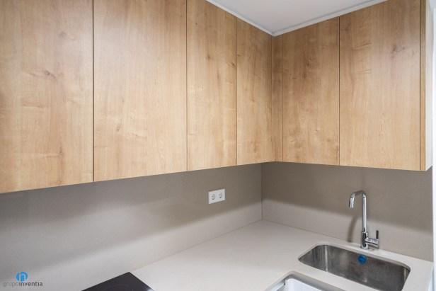 armario acabado en madera