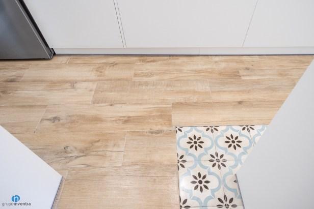 suelo ceramico cocina