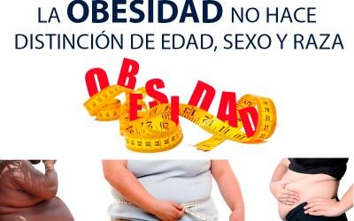 México segundo lugar en obesidad en adultos y primer lugar en obesidad infantil