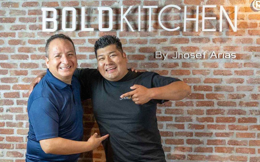 La voz de Ayacucho, Diosdado Gaitán Castro en Espacio BoldKitchen
